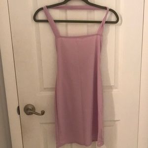 Lilac Misguided Body-con Dress